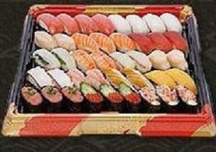 はま寿司のお持ち帰り「定番セット4人前」
