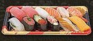 はま寿司のお持ち帰り「厳選12貫」