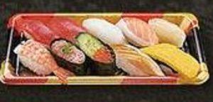 はま寿司のお持ち帰り「人気10貫」
