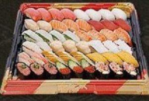 はま寿司のお持ち帰り「定番セット5人前」