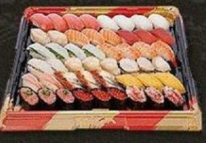 はま寿司のお持ち帰り「贅沢セット5人前」