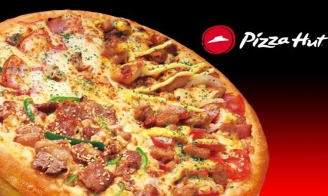 グルーポンのピザハットイメージ