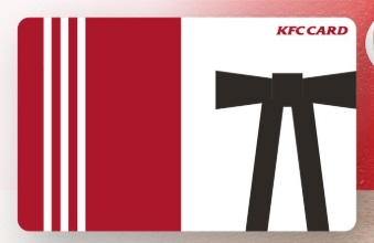 ケンタッキーのKFCカードがグルーポンで